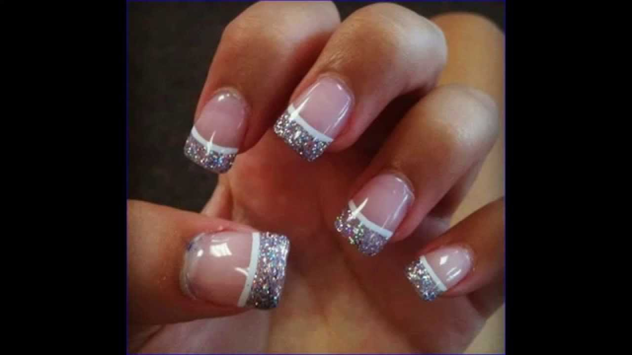 Tutorial How To Make Cute Acrylic Nails Designs HD Quality