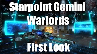 Starpoint Gemini Warlords - First Look/Review