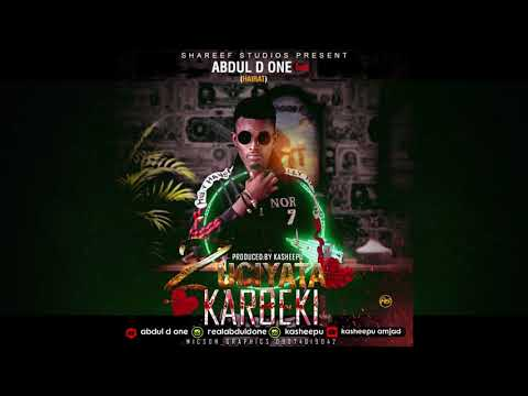 Abdul D one / Zuciya Takarbeki Official Music Audio