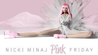 Nicki Minaj - Pink Friday (Album Cover) Right Thru Me Instrumental