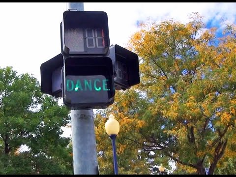 Crosswalk Dance - Greeley, Colorado - University of Northern Colorado
