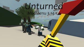 Unturned Hack (ModMenu) 3.14.1.0