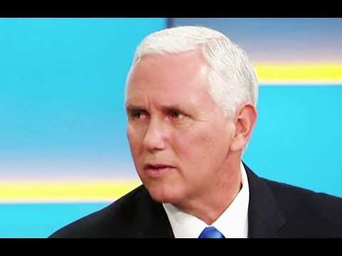 Pence Confirms Trump Lied About Pre-Existing Conditions