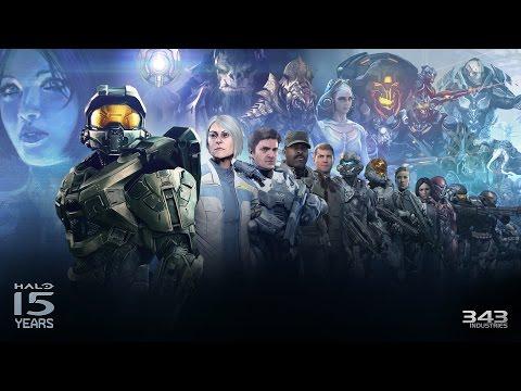 Halo 15th Anniversary Tribute