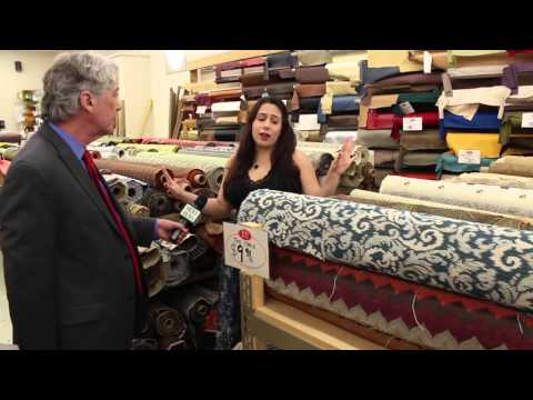 Alan Mendelson and F&S Fabrics in Los Angeles