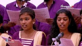 Best Malayalam Carol Songs  | Winter Fragrance - Chapter 02 | Manna Television