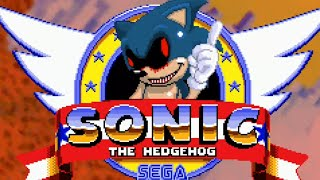 HILARIOUS SONIC.EXE PARODY GAME DRIVES ME CRAZY - SNOC.SMEXEY (Funny Sonic.EXE Fangame by DevyJolt)