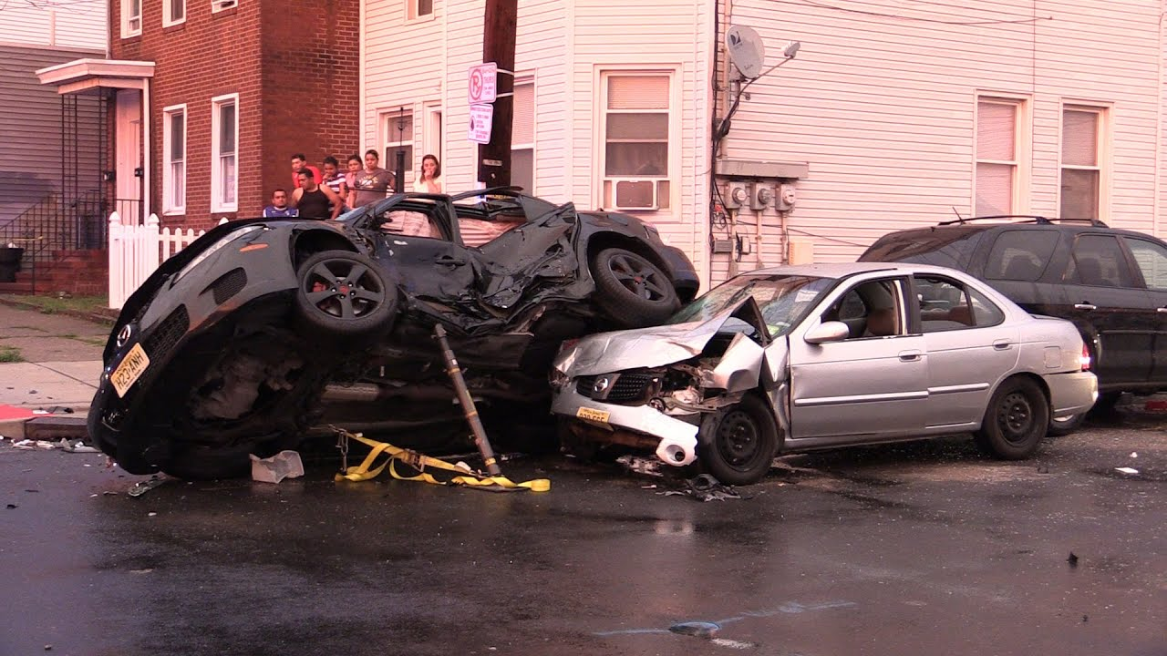 Car Accidents Today Passaic County Nj