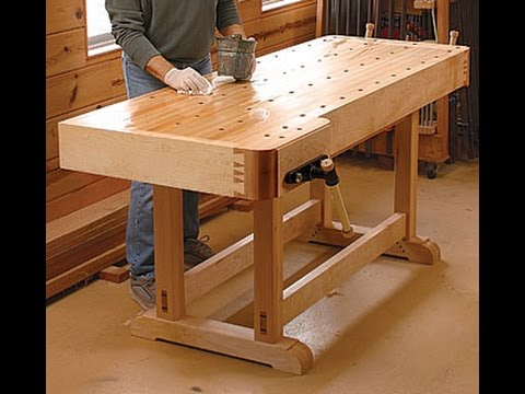 Workbench Plans Step by Step - How To Build A Workbench Plans ...