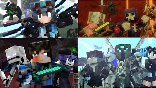 """The Last Ender Watcher"" - Rainimator Season 2 Full Movie | Minecraft Music Video Compilation"