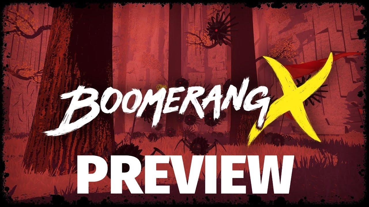 Boomerang X Makes A Cool Weapon Even Cooler (Video Game Video Review)