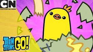 Teen Titans Go! | Beast Boys Baby | Cartoon Network