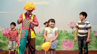 [01/06/2016] Các trò chơi vui nhộn cho các bé,nhân dịp Quốc Tế Thiếu Nhi