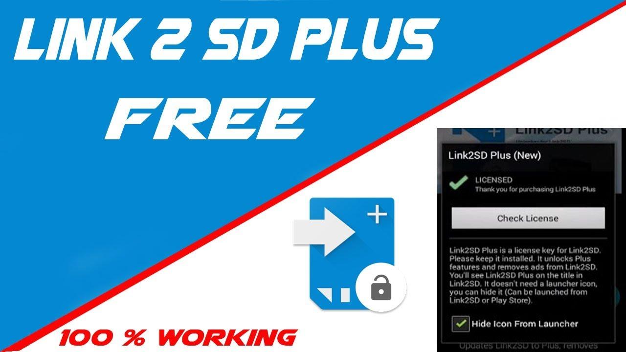 link2sd plus gratuit
