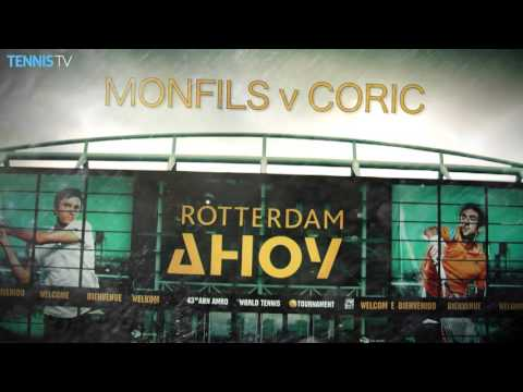2016 ABN AMRO World Tennis Tournament - Wednesday Highlights