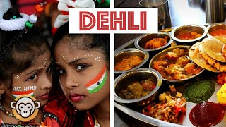 10 AWESOME Things to do in DELHI, India - Go Local (2018)