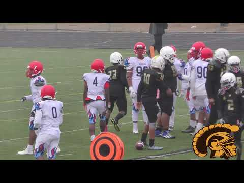 Detroit Titans vs. Oldtown Ducks (A-Team) Game Highlights (1