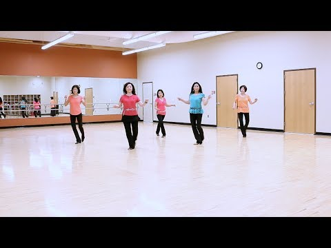 Woo Woo - Line Dance (Dance & Teach)