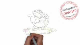 Как нарисовать карандашом сумрачного кролика за 35 секунд(Как нарисовать картинку поэтапно карандашом за короткий промежуток времени. Видео рассказывает о том,..., 2014-07-17T04:59:22.000Z)