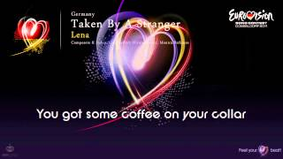 "Lena - ""Taken By A Stranger"" (Germany)"