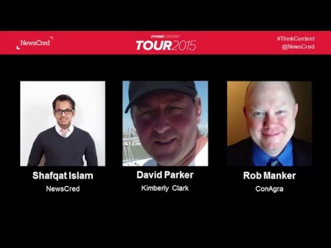 #ThinkContent Tour Chicago: The Content Marketing Roadmap