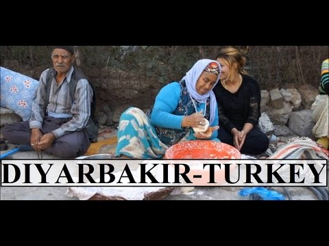 Diyarbakir Turkey (Beautiful) 2013  Part 1