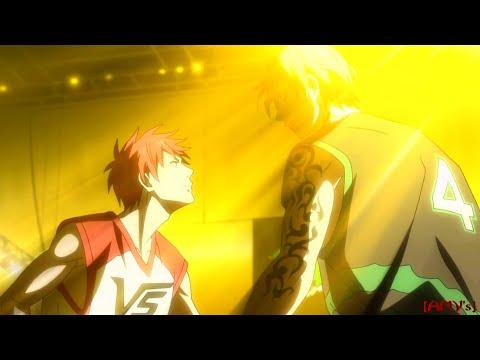 [AMV] - Kuroko No Basket Last Game - Failure