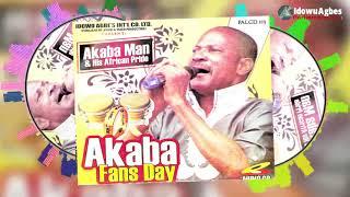 AKABA MAN FANS DAY VOL.1 [BENIN MUSIC LIVE ON STAGE ]