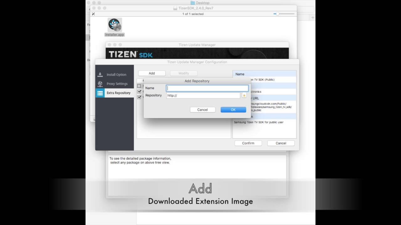 Tizen Sdk Download