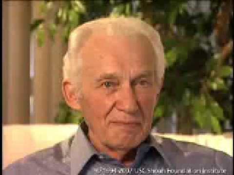 Warsaw Ghetto Uprising Testimony Clips