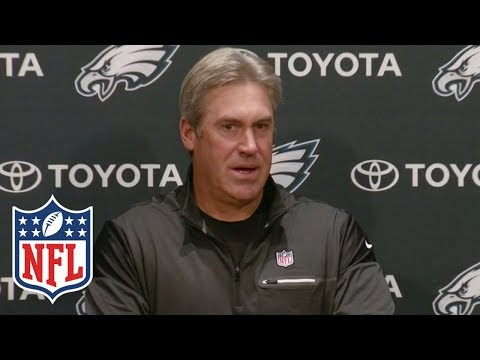 "Doug Pederson on Carson Wentz, ""It's a torn ACL… I hate this for Carson"" 