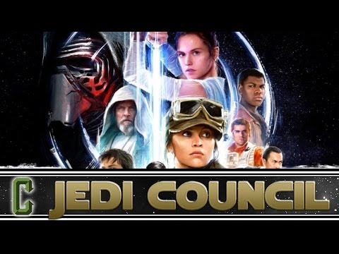 Collider Jedi Council - Will There Be Episode 8 Footage At Star Wars Celebration?