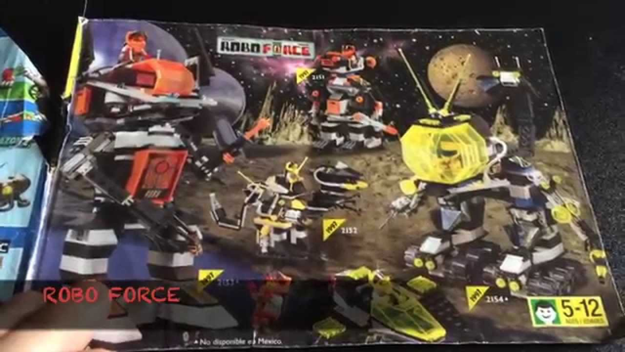 Lego Catalog 1997 Youtube