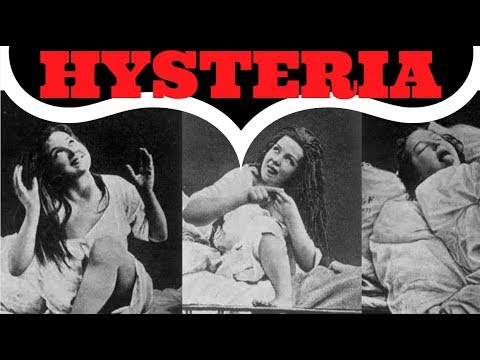Brief History of Hysteria | Lucy's Corsetry