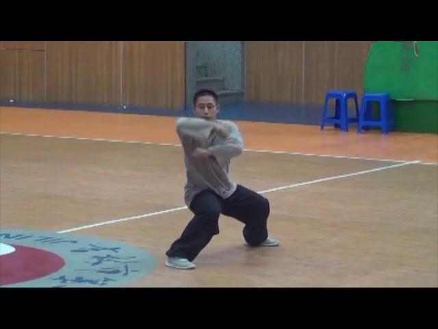 Chen Zi Qiang - Tai Chi style Chen Xinjia Erlu Paochui [陈氏太极拳新架 Taijiquan style Chen]