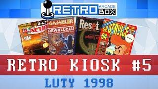 RETRO KIOSK #5 Luty 1998