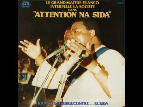 Attention na SIDA - Franco & Victoria Eleison 1987