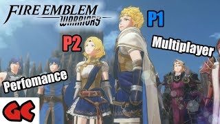 Fire emblem warriors multiplayer & perfomance modus | bummsfallera