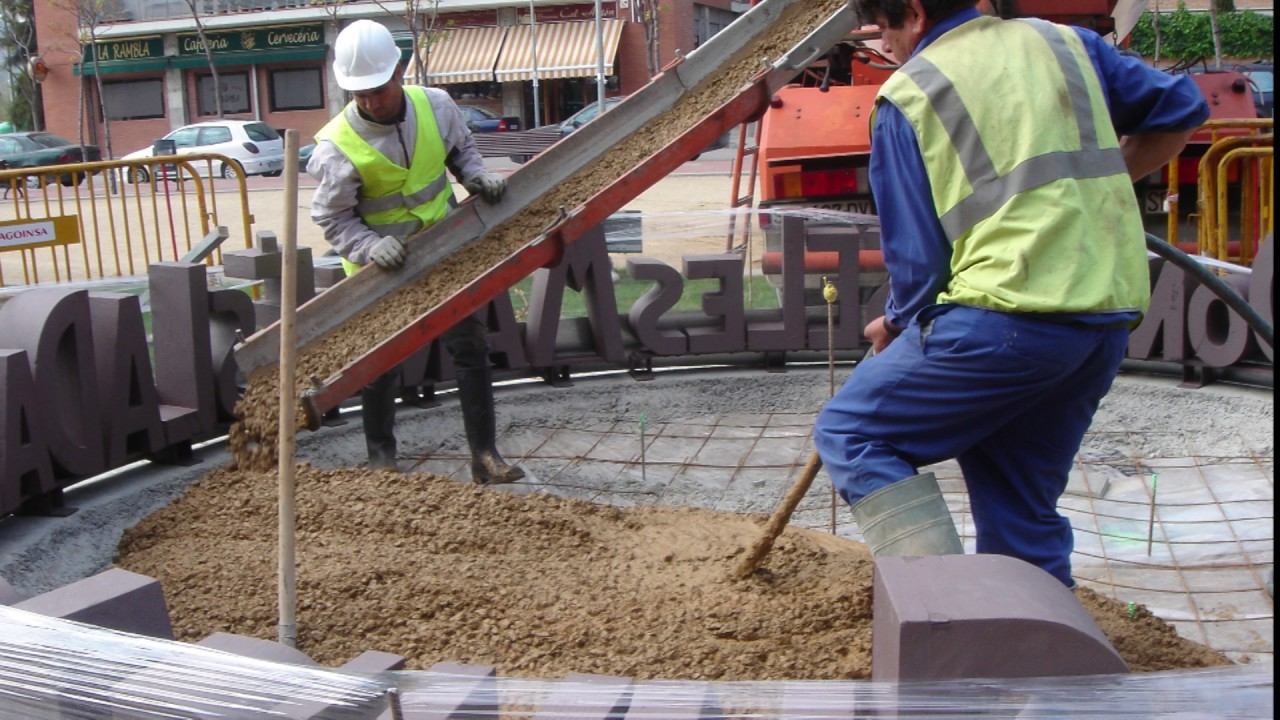 Pigmentos para cemento mortero y hormig n serra ciments for Pigmento para cemento