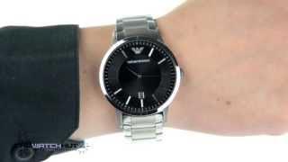 emporio armani gents classic watch ar2457