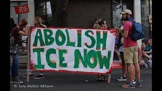 Occupy ICE Protest Philadelphia PA - Sony RX10 IV