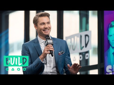 """Chad Michael Murray Discusses His Show, """"Sun Records"""""""