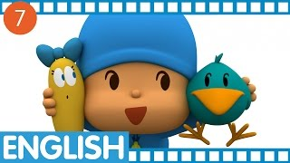 Pocoyo in English - Session 7 Ep. 25-28