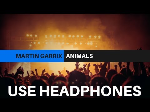Martin Garrix - Animals (8D AUDIO)