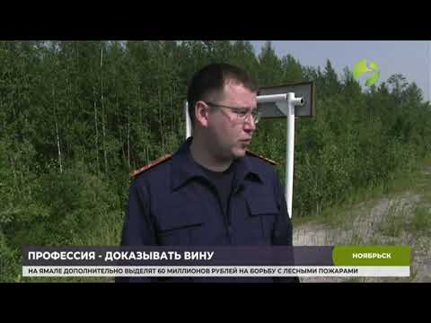Следственный комитет Ноябрьска – один из лучших по раскрытию преступлений в округе