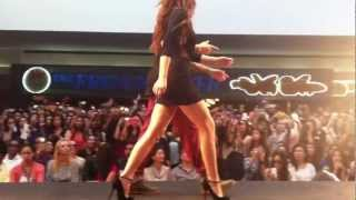 rob kardashian and kylie jenner walks the ph fashion week for human finale