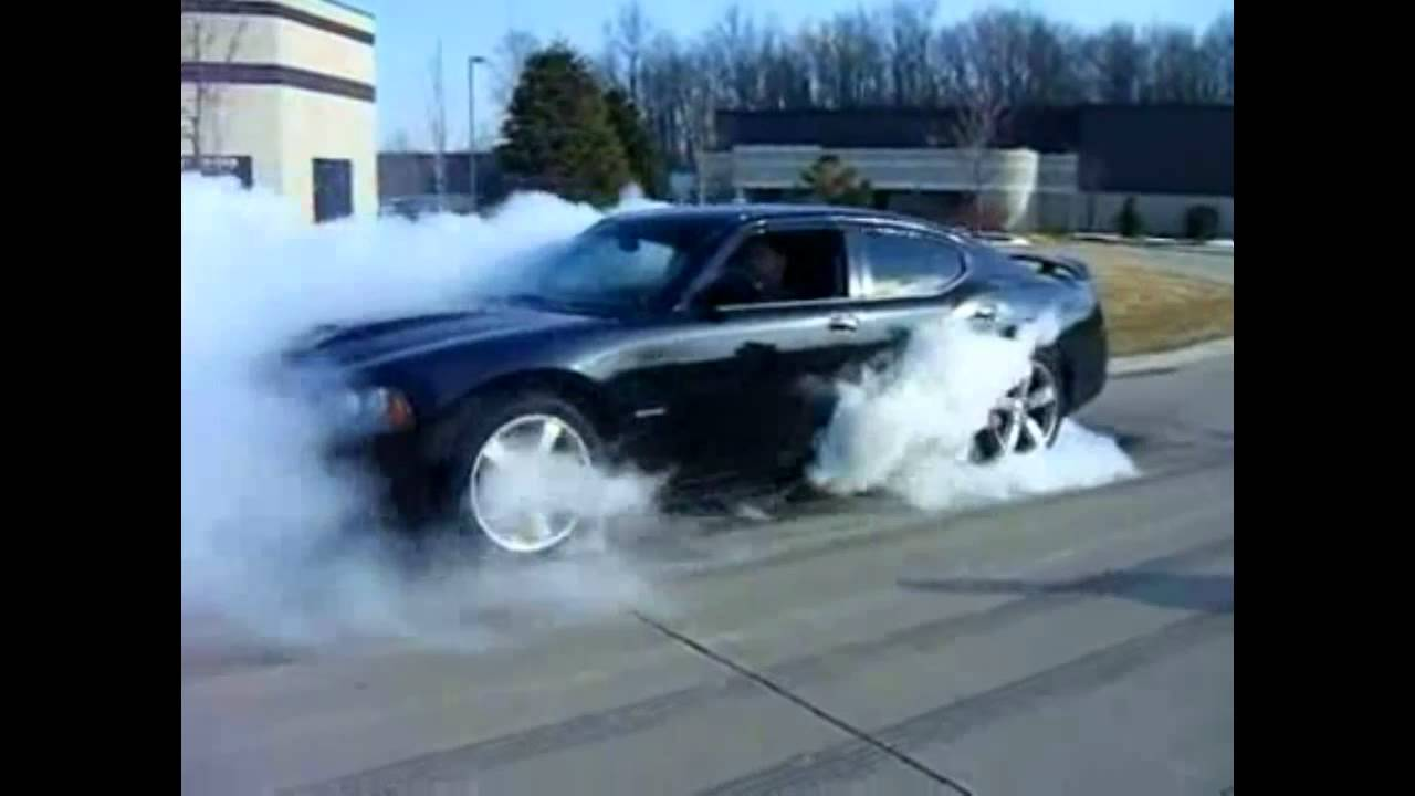 Dodge Charger Pro Burnout Compilation Youtube