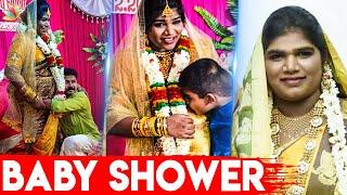 Aranthangi Nisha's Cute Baby Shower Function Full Video | Kpy, Vijay Tv