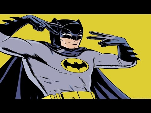 BATMAN OG Theme Song Remix! Remix Maniacs