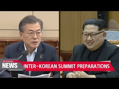 S. Korea launches preparation committee for S. Korea-N. Korea Summit in late April